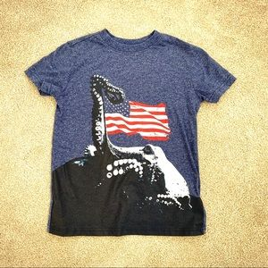 ***3/$25*** Cat and Jack boys Printed T-shirt